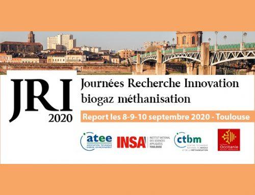 EPUROGAZ présent à l'édition 2020 des Journées Recherche et Innovation