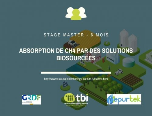 [Stage] – Absorption de CH4 par des solutions biosourcées